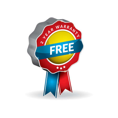 free badge Illusztráció