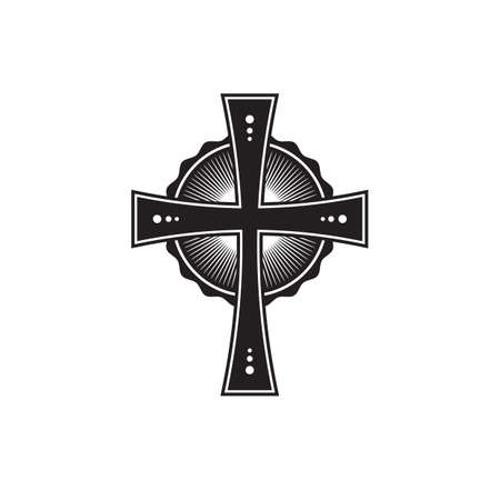 Cross design 向量圖像