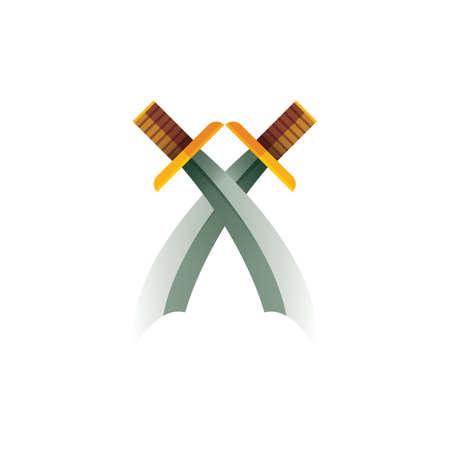 swords Ilustrace