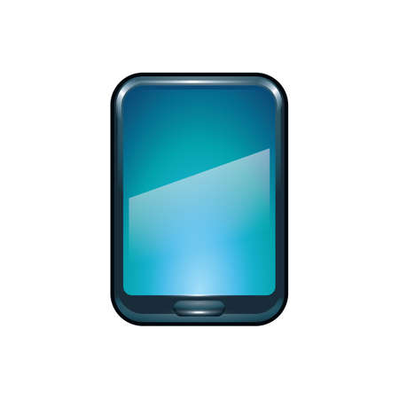 tablet pc  イラスト・ベクター素材