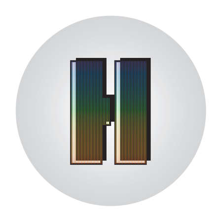 alphabet h Illustration
