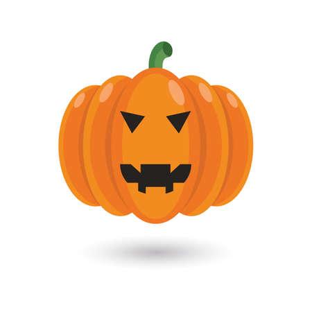 carved face pumpkin Reklamní fotografie - 81420168