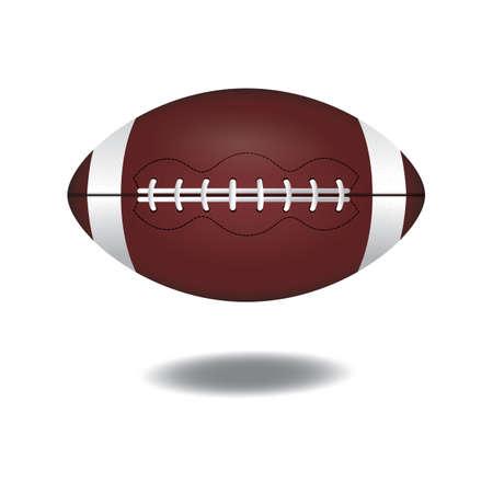 Football americano Vettoriali