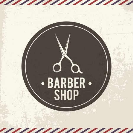 barbershop 向量圖像