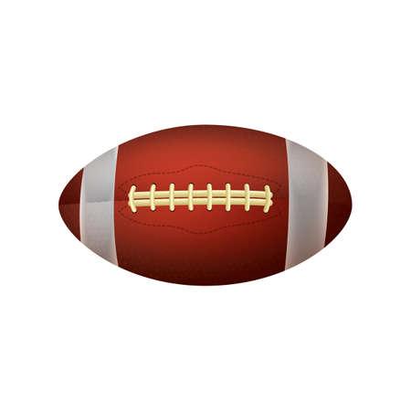 american football 版權商用圖片 - 106670424
