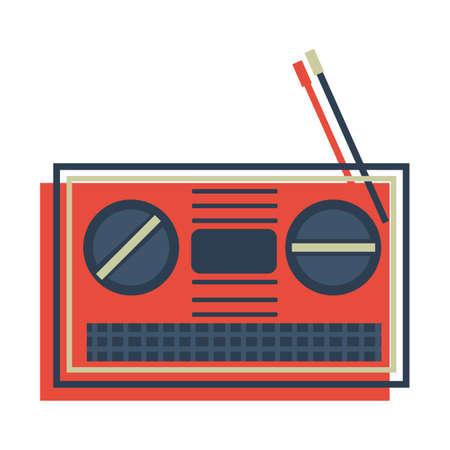tape recorder 向量圖像