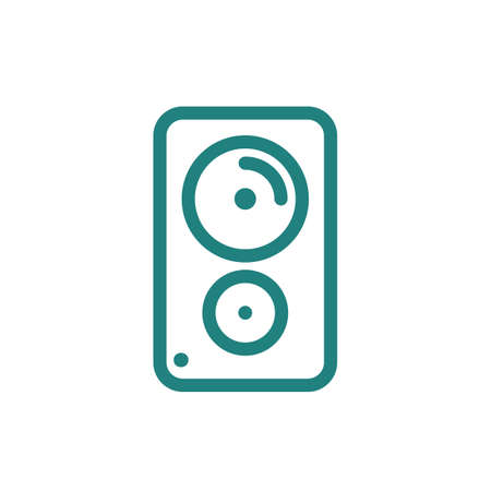 Speaker icon Иллюстрация