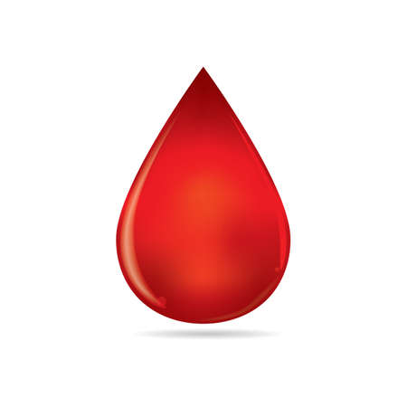 blood drop Çizim