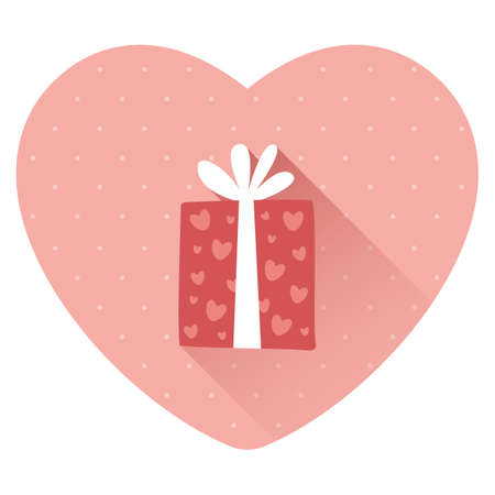 valentine gift Ilustração