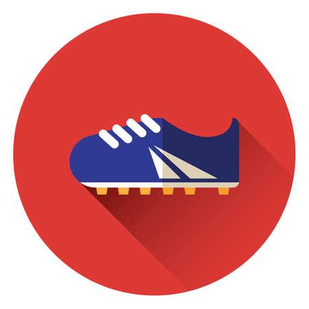 sports shoe Ilustração