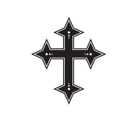 クロス デザイン  イラスト・ベクター素材