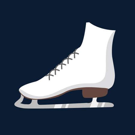 아이스 스케이트 구두 스톡 콘텐츠 - 81470202