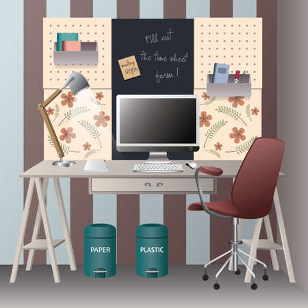 Workspace Ilustrace
