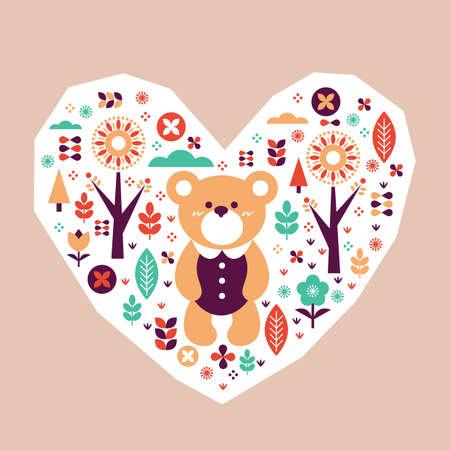 love concept Illustration