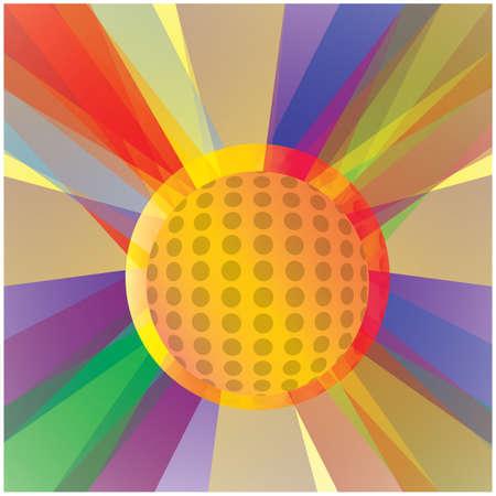 Disco ball sfondo Archivio Fotografico - 81537178