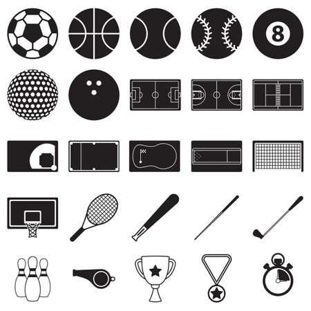스포츠 아이콘 세트