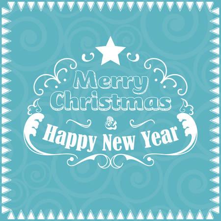 クリスマスと新年のご挨拶