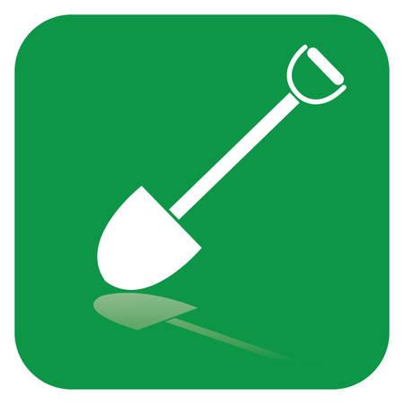 shovel Banco de Imagens - 81418994