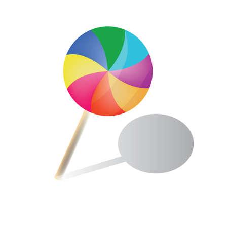 사탕 과자 스톡 콘텐츠 - 81486544