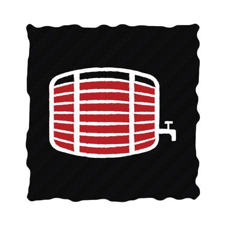 barrel Ilustração