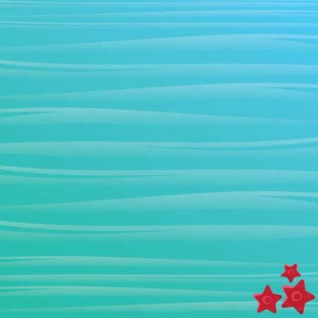 Sea waves design