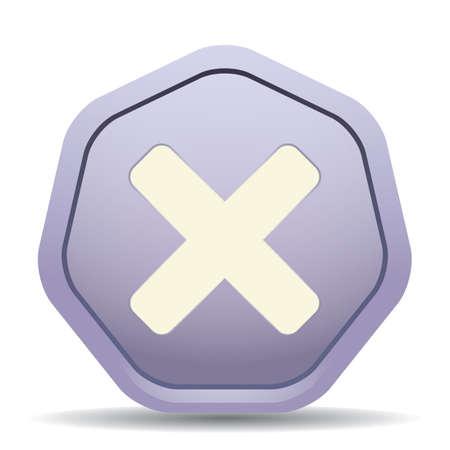 [キャンセル] ボタン
