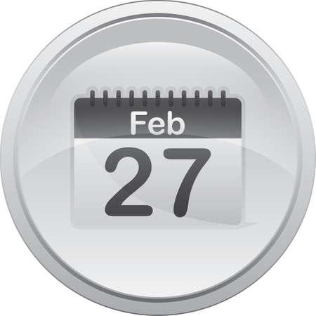 calendar Фото со стока - 81537719