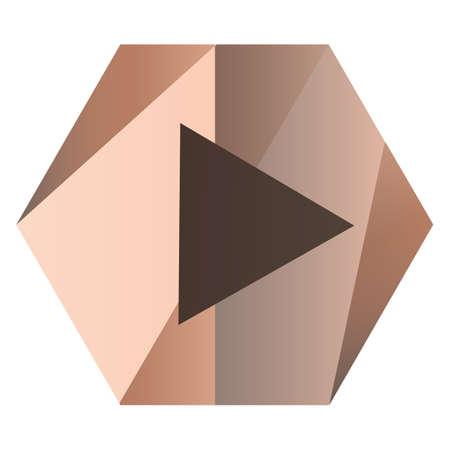 play music  イラスト・ベクター素材