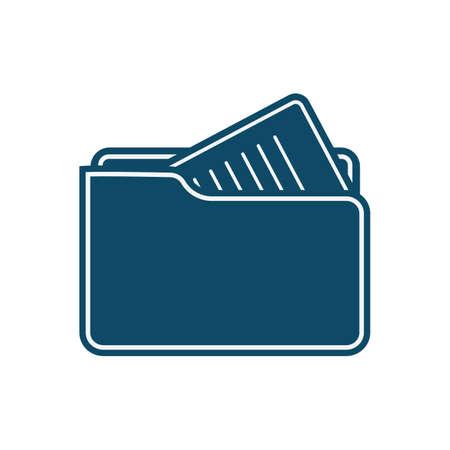 folder 일러스트