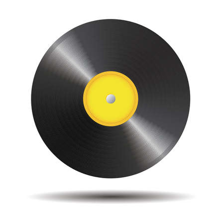 Vinyl record Reklamní fotografie - 81537169