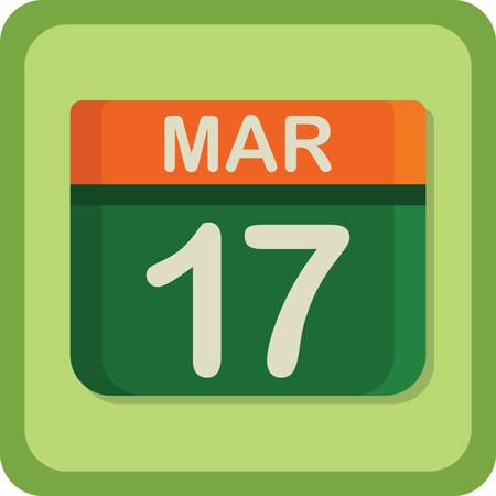 st patricks date 17 march