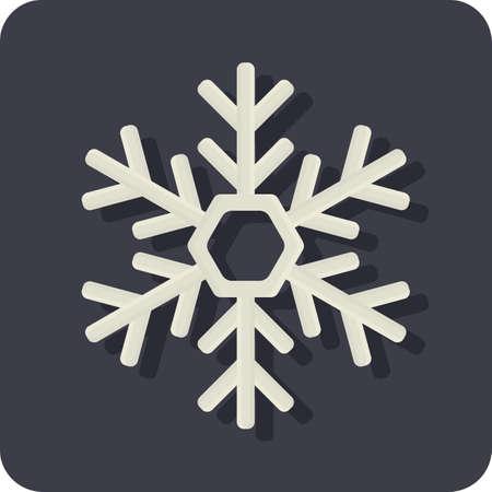 snowflake Illusztráció