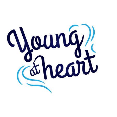 Jong van hart citaat ontwerp