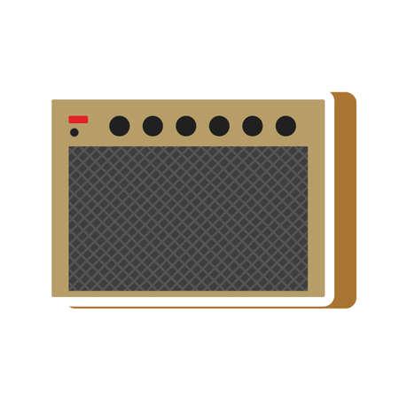 amplifier 版權商用圖片 - 106671173