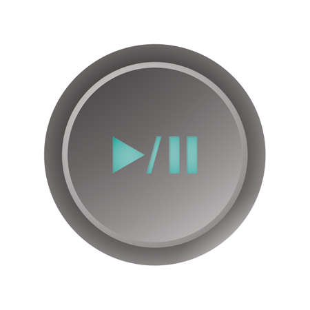 Playpause button