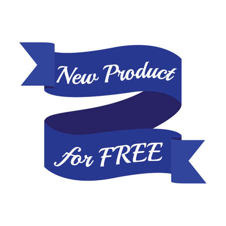 new product for free banner