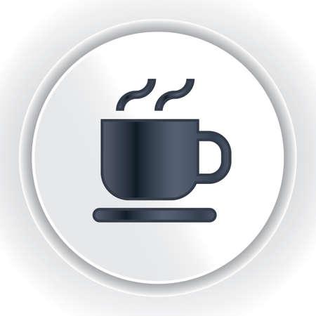 tasse de thé chaud