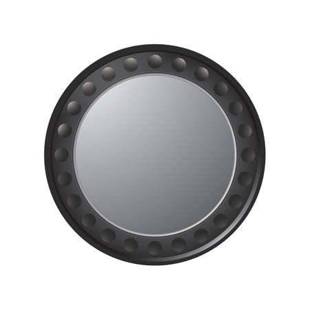 Volume control knob 向量圖像