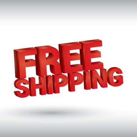 free shipping Stok Fotoğraf - 106671300