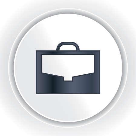 office bag 向量圖像