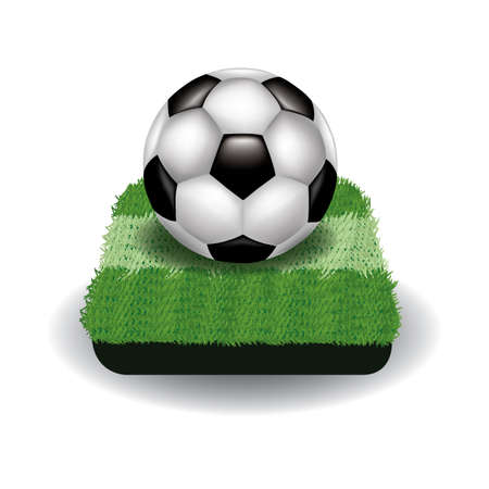 football ball Ilustrace