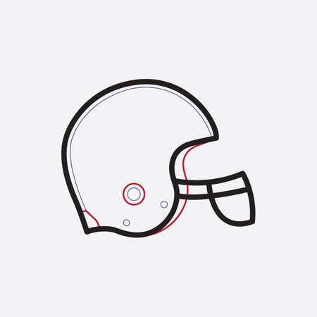 helmet Ilustração