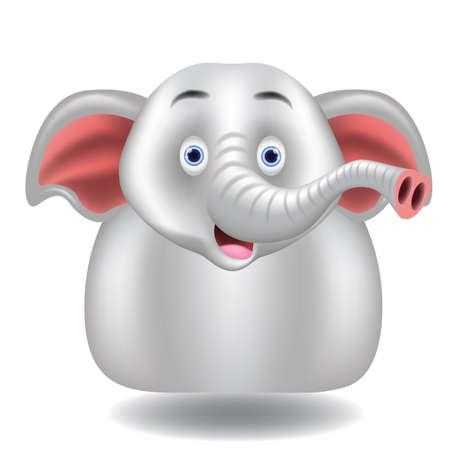L'éléphant Banque d'images - 81537353