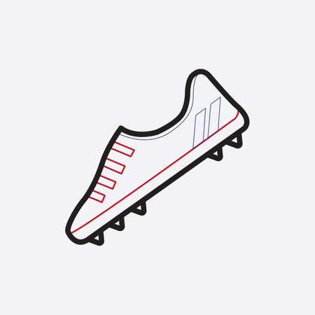 sports shoe Illusztráció