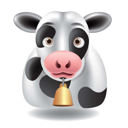 Cow 版權商用圖片 - 81537343