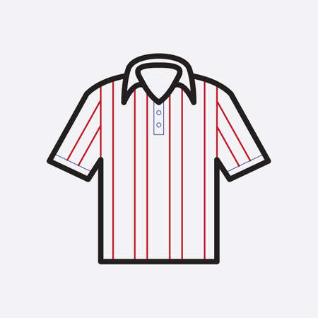 t-shirt Stock Illustratie