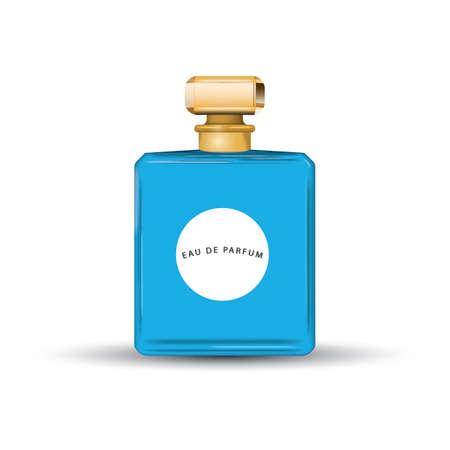 perfume bottle Ilustração