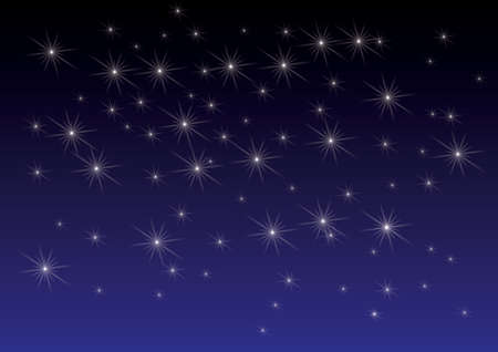 twinkling stars background