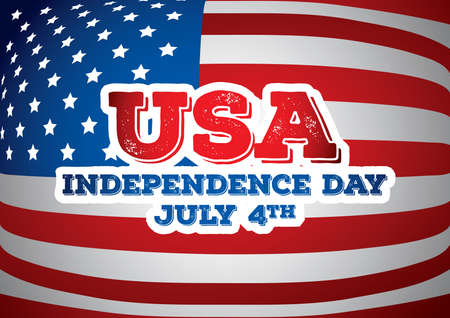 american independence day wallpaper 版權商用圖片 - 81486256
