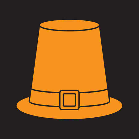 Cappello pellegrino Archivio Fotografico - 81420105
